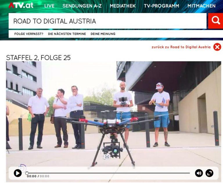 ATV Sendung Smart City Sensing